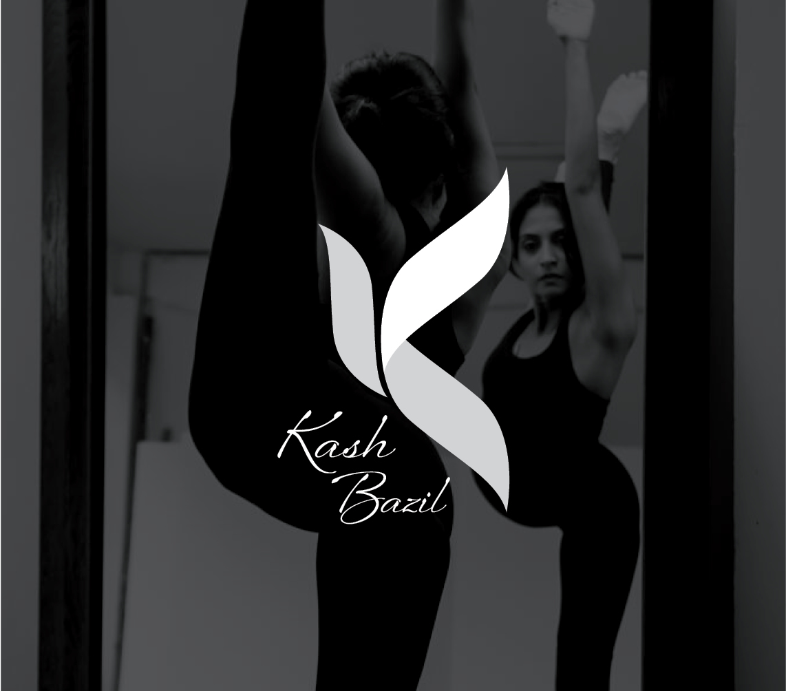 Kash Bazil Yoga Teacher Logo