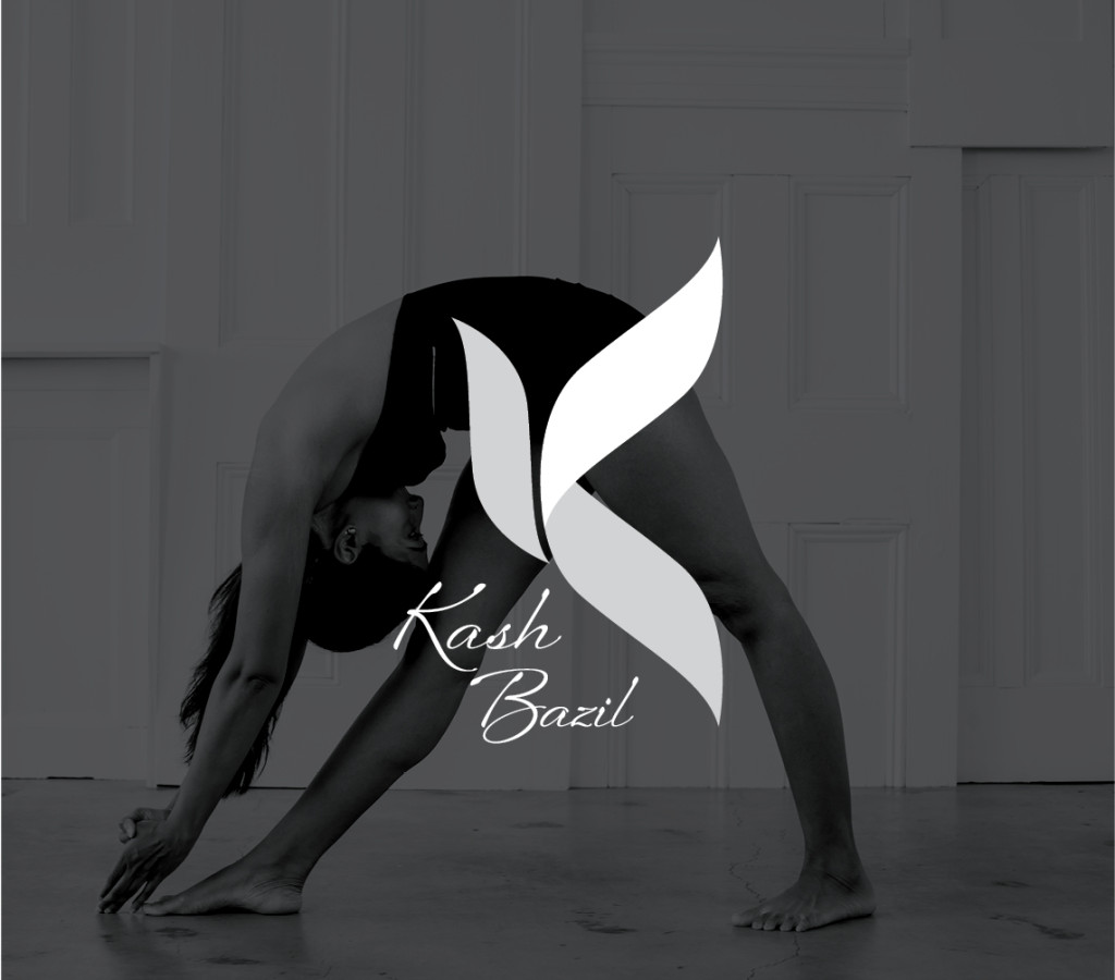 Logo for Yoga Teacher Kash Bazil