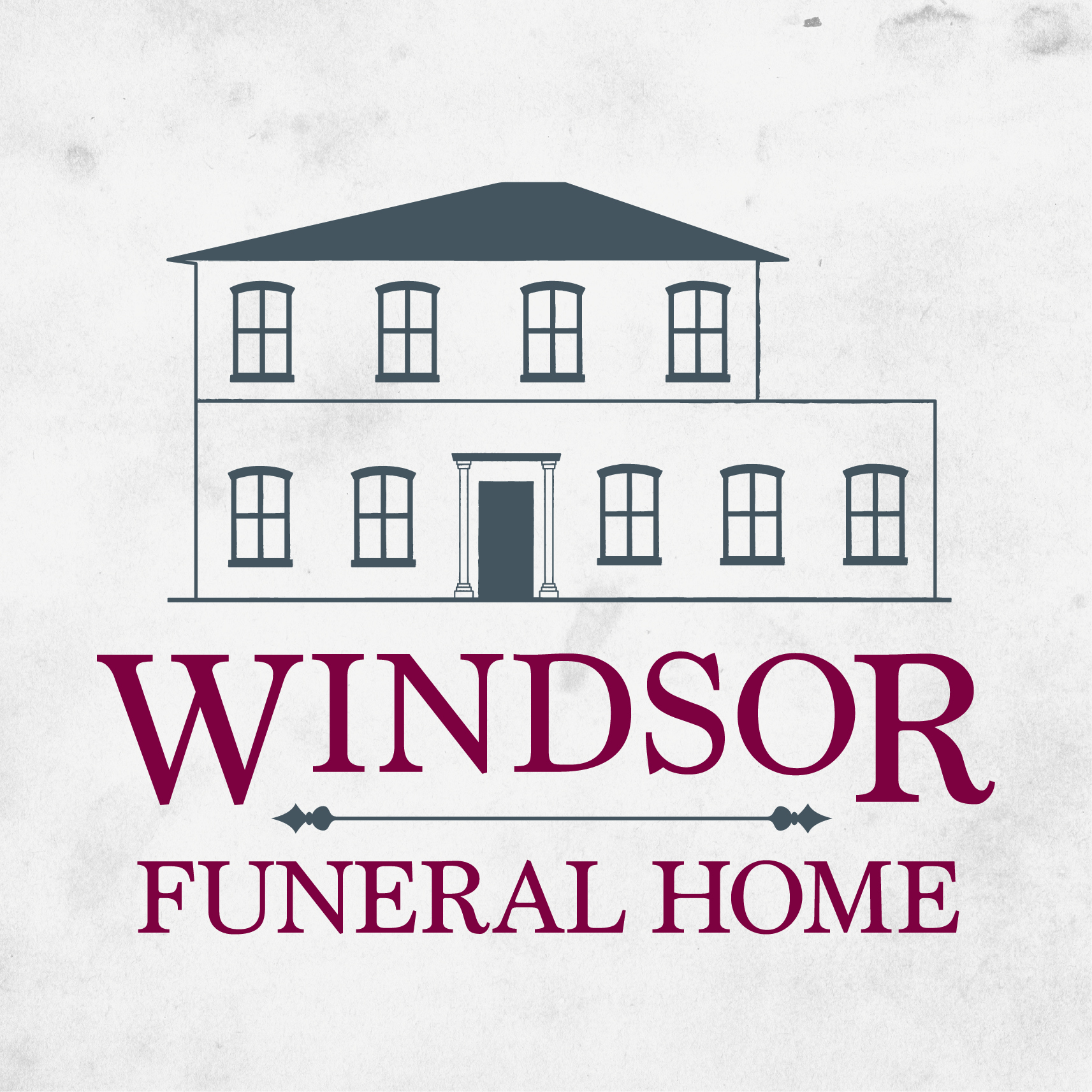 Windsor Funeral home Logo